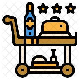 Dining service Icon