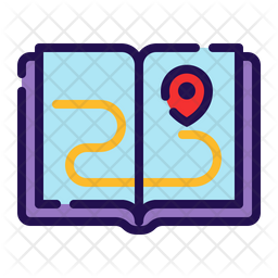 Direction book Icon