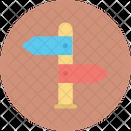 Direction Teller Icon