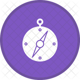Directional Compass Icon