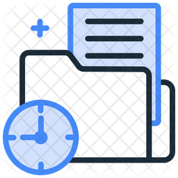 Business Folder Icon
