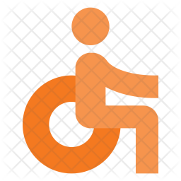 Disability Icon Of Flat Style Available In Svg Png Eps Ai Icon Fonts