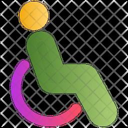 Disable Gradient Icon