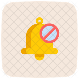 Disabled Notification Icon