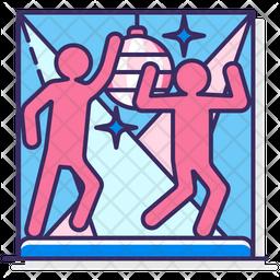 Disco Icon