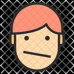 Discontent Emoji Icon