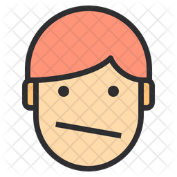 Discontent Emotion Face Emoji Icon