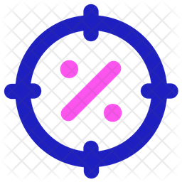 Discount Target Icon