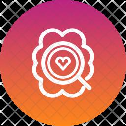 Discover love Icon