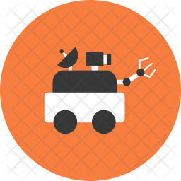 Discovery car Icon