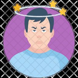 Disease Flat Icon