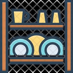 Dish Rack Icon