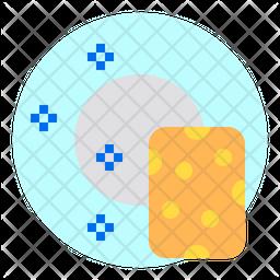 Dish Washing Icon
