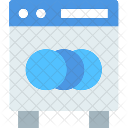 Dishwasher Icon