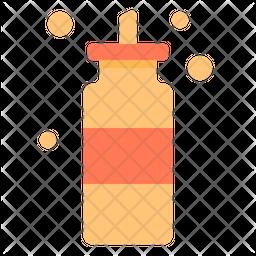 Dishwashing liquid Icon