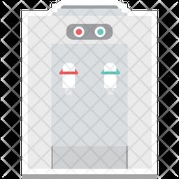 Dispenser Colored Outline Icon