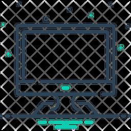 Display Line Icon