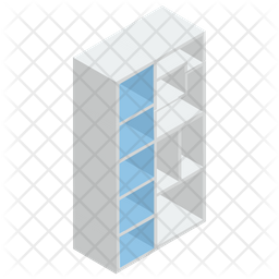 Display Cabinet Icon