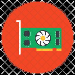 Display Card Icon