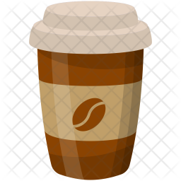 Disposable Coffee Icon