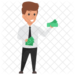 Distributing Payments Icon