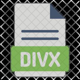 DIVX fie Icon