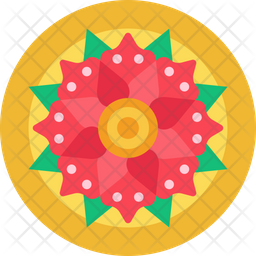 Diwali decoration Icon