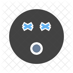 Dizzy Flat Icon