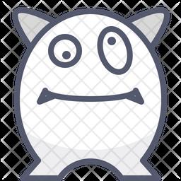 Dizzy monster Icon