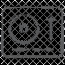 Dj Panel Icon