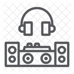 Dj System Icon