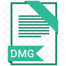 Dmg file format Icon