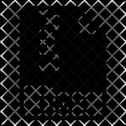Dms file Icon