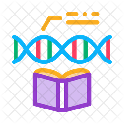 Dna Doodle Icon