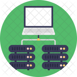 DNS Server Connection Icon png