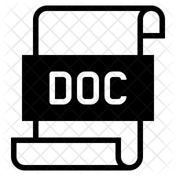 Doc file Icon