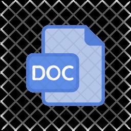 Doc format Icon