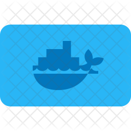 Docker Container Icon Of Flat Style Available In Svg Png Eps Ai Icon Fonts