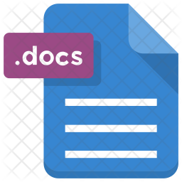 Docs file Icon