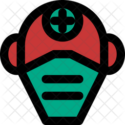 Doctor Colored Outline Icon