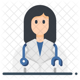 Doctor Icon Of Flat Style Available In Svg Png Eps Ai Icon Fonts