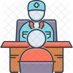 Doctor Appointment Icon