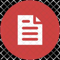 Document Logo Icon