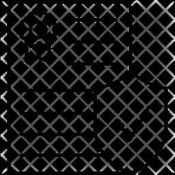 Document Protection Line Icon
