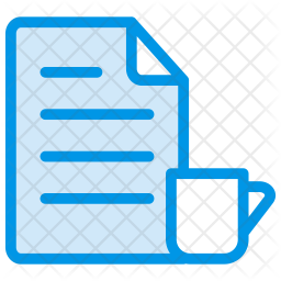 Document Study Icon Of Colored Outline Style Available In Svg Png Eps Ai Icon Fonts