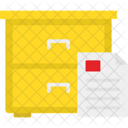 Documents Drawer Icon