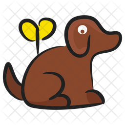 Dog Icon Of Doodle Style Available In Svg Png Eps Ai Icon Fonts