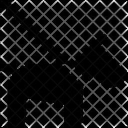 Dog Glyph Icon