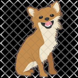 Dog Character Icon