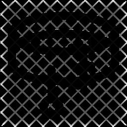 Dog Collar Line Icon